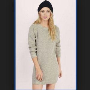 NWOT Tobi Comfy Cozy Sweater Dress